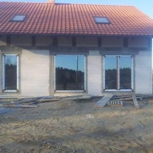montaż okien - realizacja 1
