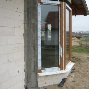 montaż okien - realizacja 10