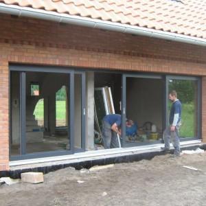 montaż okien - realizacja 6