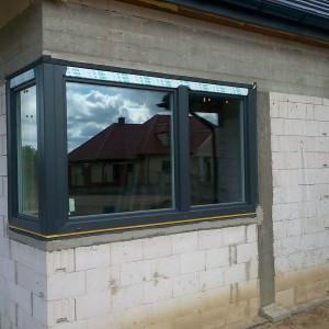 montaż okien - realizacja 3